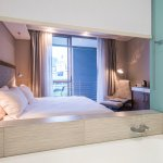 Luxury Rooms offer full en-suite bathroom and balcony