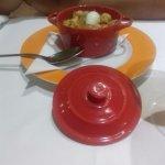 la zuppa di ceci e carne