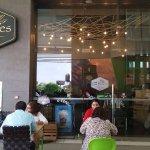 Cafe Las Flores Galerias Santo Domingo照片