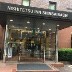 Nishitetsu Inn Shinsaibashi Foto