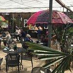 Café Seating Area