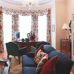 Front Desk & Lounge