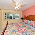 Hide-A-Way suite, king bed