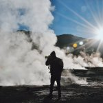 Photographic tour of the Tatio Geysers