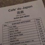 Foto de Cafe du Japon
