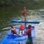 New Chill Rafts and Paddle Boards
