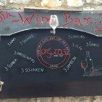Prsuta3 wine bar, Hvar Croatia