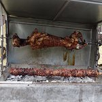 lamb cooked for ester