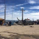Photo of Lake Titicaca