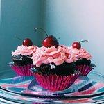 Cherry / Chocolate Cupcakes