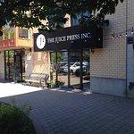 The Juice Press Inc. on Lower Water Street in Halifax
