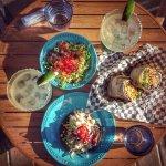 Porto Taco patio dinning