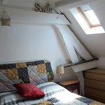 Noix cottage - sleeps 4 in one double and one twin bedroom.