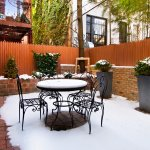Garden Duplex Outdoor Patio