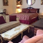 The Mustang Ranch Suite