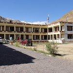 A school run by Likir Monastery