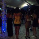 Greek dancing night