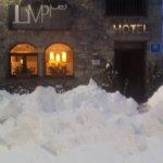 Photo de Hotel Aguas Limpias