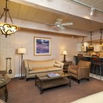Fireplace Studio Living Area