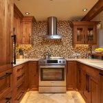 Fireplace Studio Kitchen