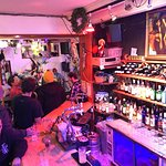 Penke  Bar & Bistro - Bar area with amazing Express Martinis