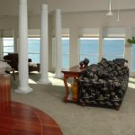 Hang five Penthouse suite ,Double Jacuzzi ,Fireplace,King Bed,fridge,coffee maker