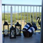 Chateau Suite/ Executive Suite Balcony View