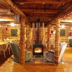 Old Log Barn Main Hall