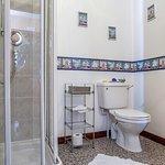 Private bathroom upstairs