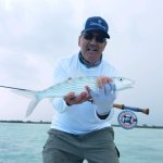 Bonefishing in the TCI