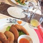 Beignets de crevettes/ Samousa