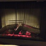 Fireplace - With or With Heat - So, Go for it even in the Summer