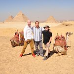 Great day in Egypt!