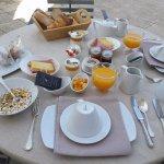 Petits-déjeuners (sans gluten et classique)