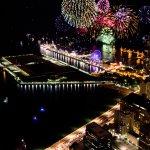 Watch fireworks from 1,030 feet above Navy Pier.