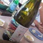 Tapas de Serrano con un buen vino