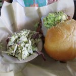 Peggy-O Veggie Burger