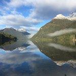 Lake Gunn (from Ray's secret stop)