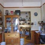 Old style kitchen.