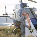 Christchurch and Canterbury Helicopter Flights for Weddings