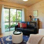 Bay View Suite Private Lounge at Awatea Tasman Bay's Boutique B&B