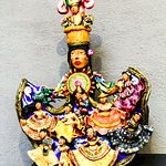 Folk art figure