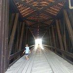 Bollinger Mill (covered bridge)