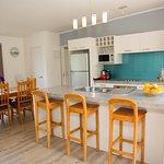 Modern Kitchen - Villa