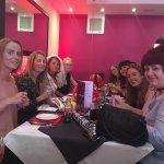 Lovely food,great atmosphere,served quick!thanks for hosting our hen party meal defo recommend