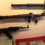 Guns which Vietnamese soldier using in the Vietnam War.