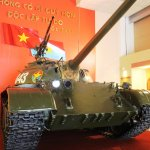 Soviet Tank used by Vietnamese Army.
