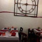 Accueil très agréable restaurant à recommander pensez à réserver!
