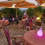 Restaurant La Terrasse extérieur