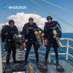 Evolution offers diving for all levels from beginner up to the most advanced technical diver
